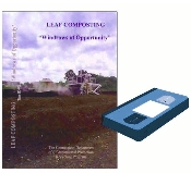 Leaf Composting - Windrows of Opportunity (VHS)