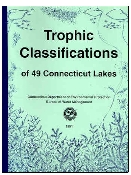Trophic Classifications of 49 Connecticut Lakes